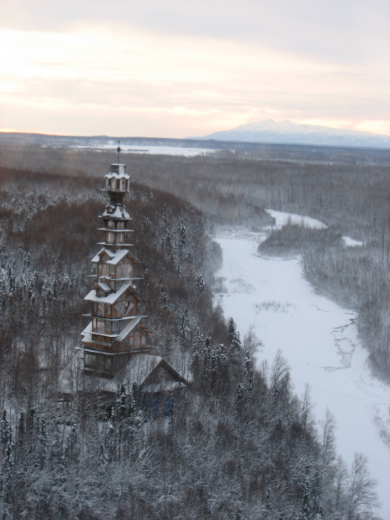 Whimsical Dr. Seuss House in Alaska | Unusual Places