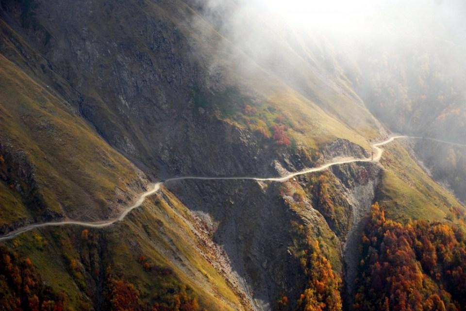 Abano Pass, Tusheti. Photo by grijsz Hans