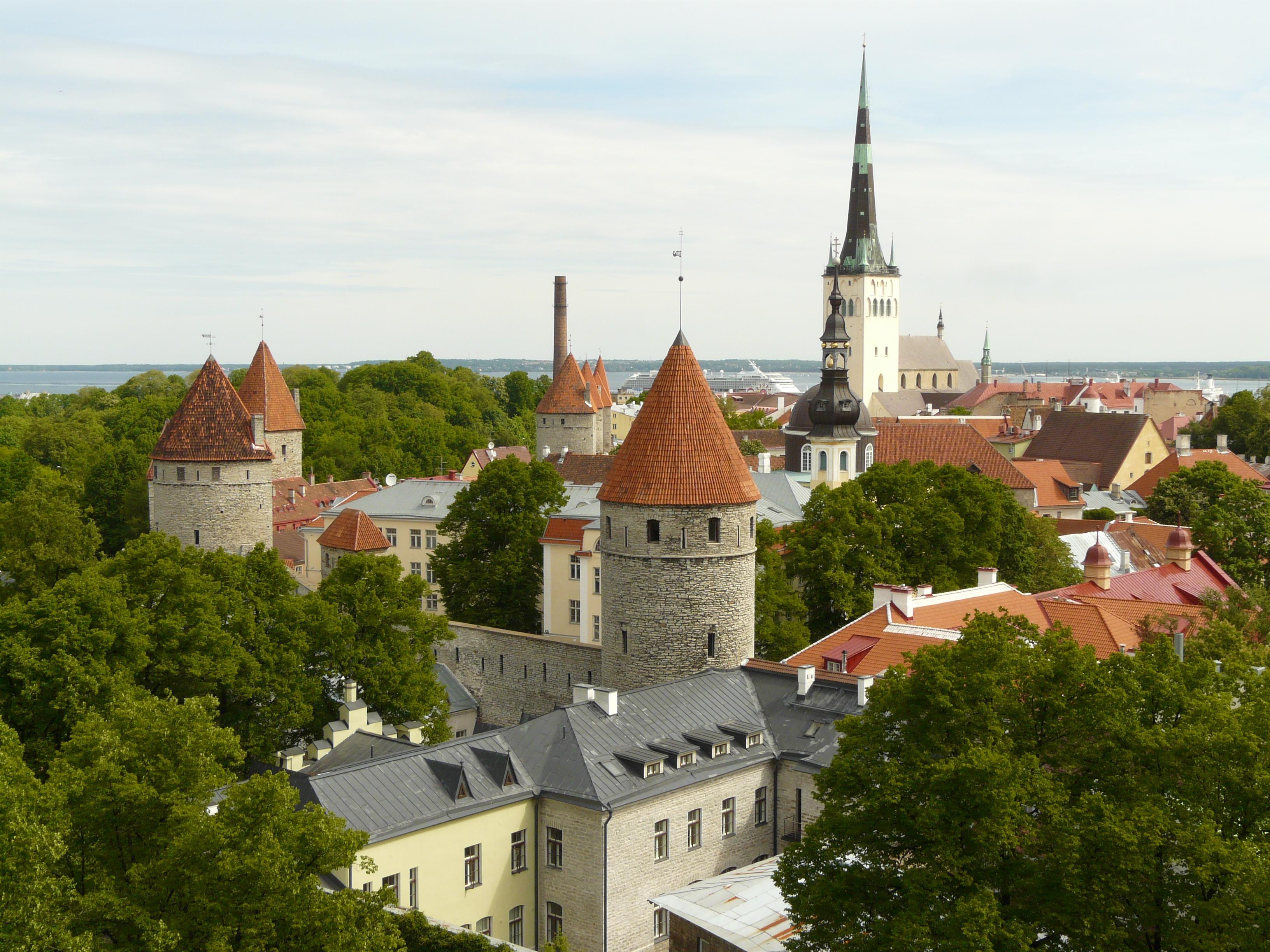 tallinn the estonian treasure of europe unusual places. Black Bedroom Furniture Sets. Home Design Ideas