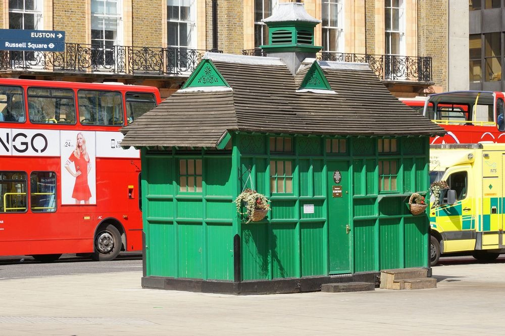 Cabmen S Shelters Living History Of London Unusual Places