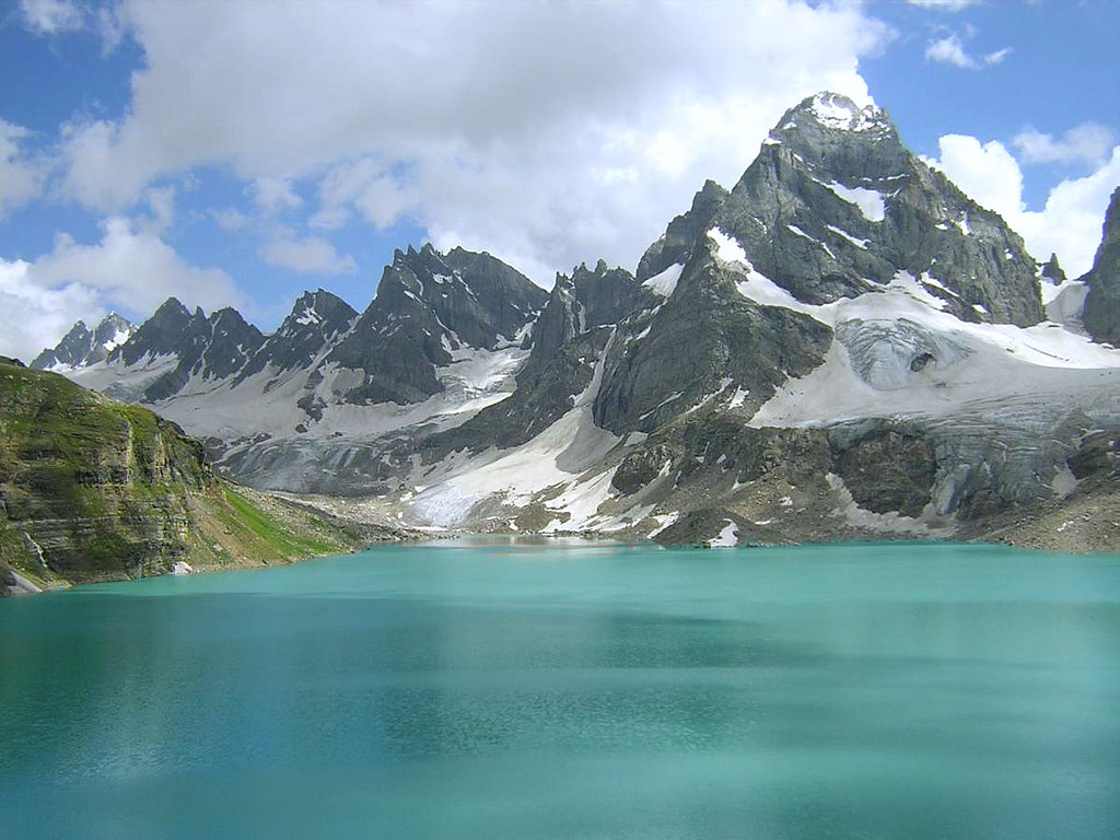 Natural Beauty Of Kashmir Valley - Unusual Places