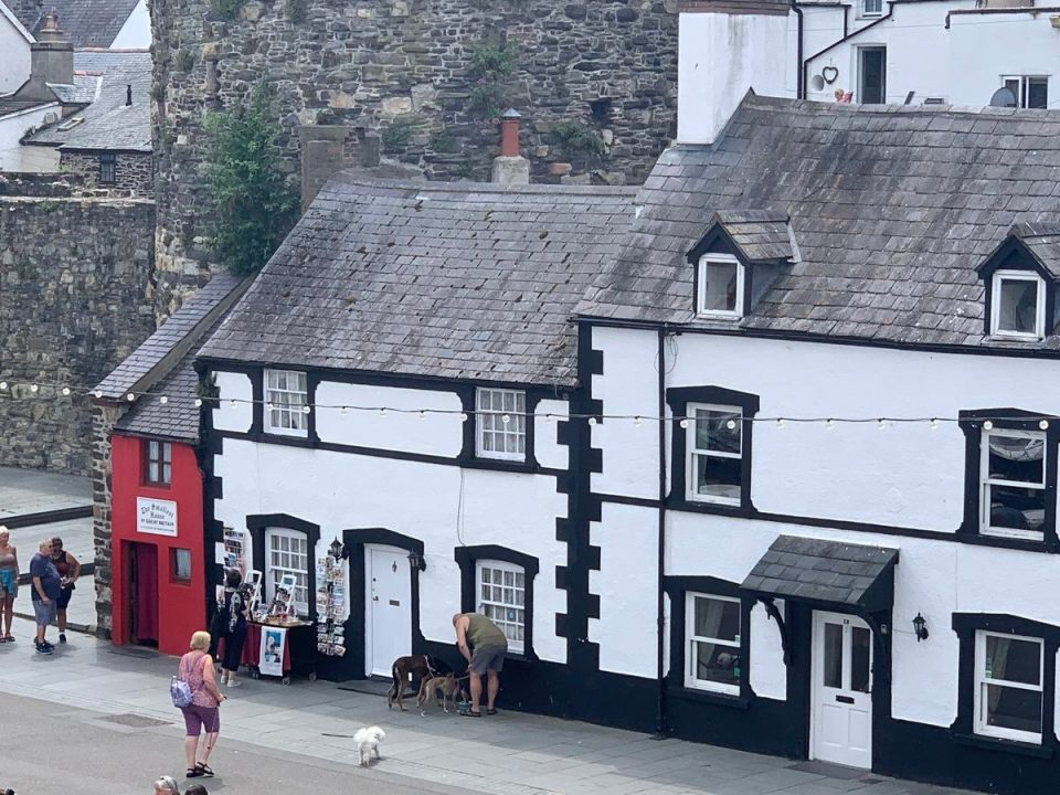 Quay House, Conwy, UK