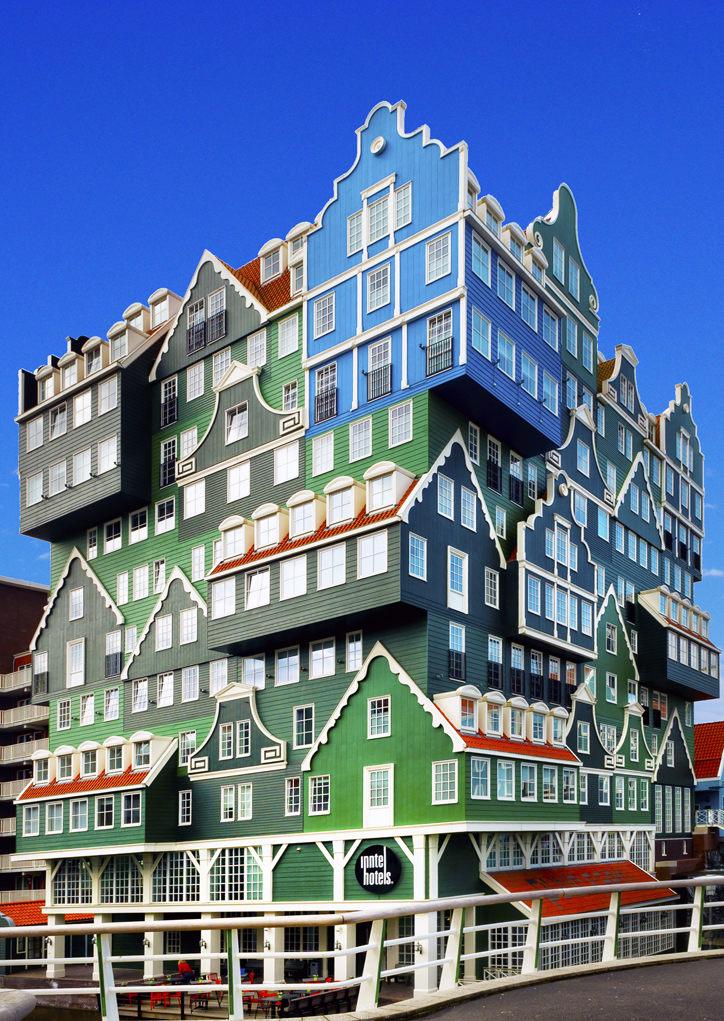 Inntel Zaandam Hotel