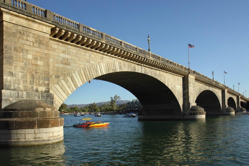 London Bridge, Arizona