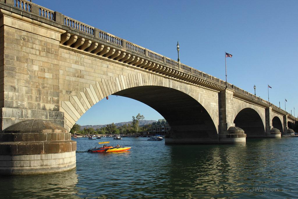 A Little Piece Of London In Arizona Lake Havasu City S London Bridge Unusual Places