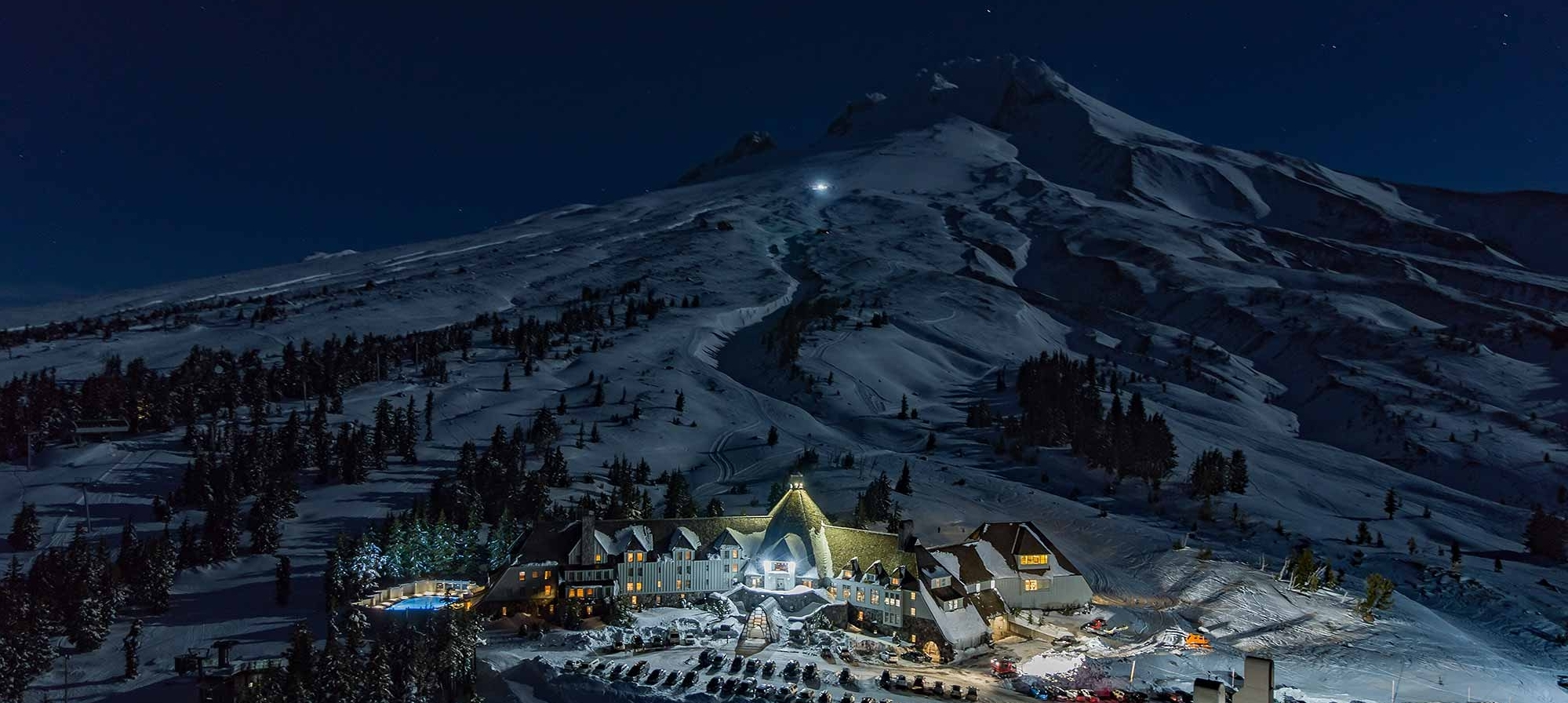Timberline Lodge The Shining S Overlook Hotel Unusual Places
