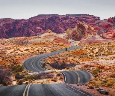 Valley of Fire State Park, Overton, United States