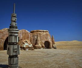 Scenography - Star Wars