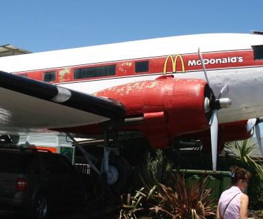 Taupo McDonald's