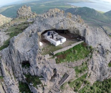 Panagia Kakaviotissa church