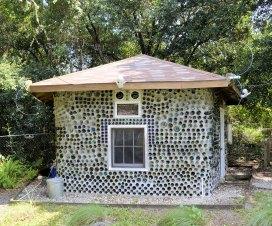 Carrabelle Bottle House