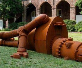 The Fallen Robot