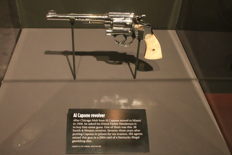 The Mob Museum - Las Vegas Nevada