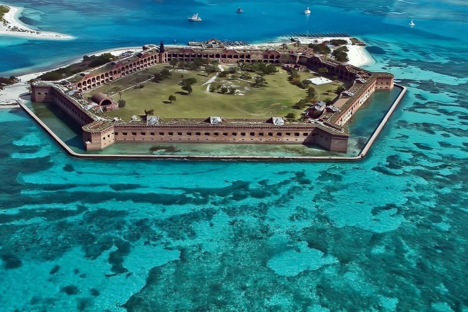 Dry Tortugas - Fort Jefferson