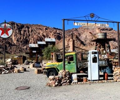 Techatticup Mine, Nevada
