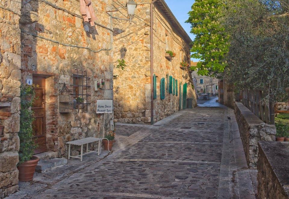Monteriggioni, Tuscany