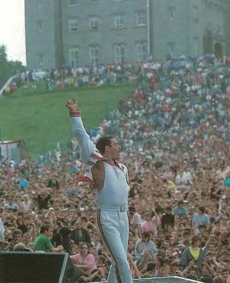 Queen at Slane Castle, 1986