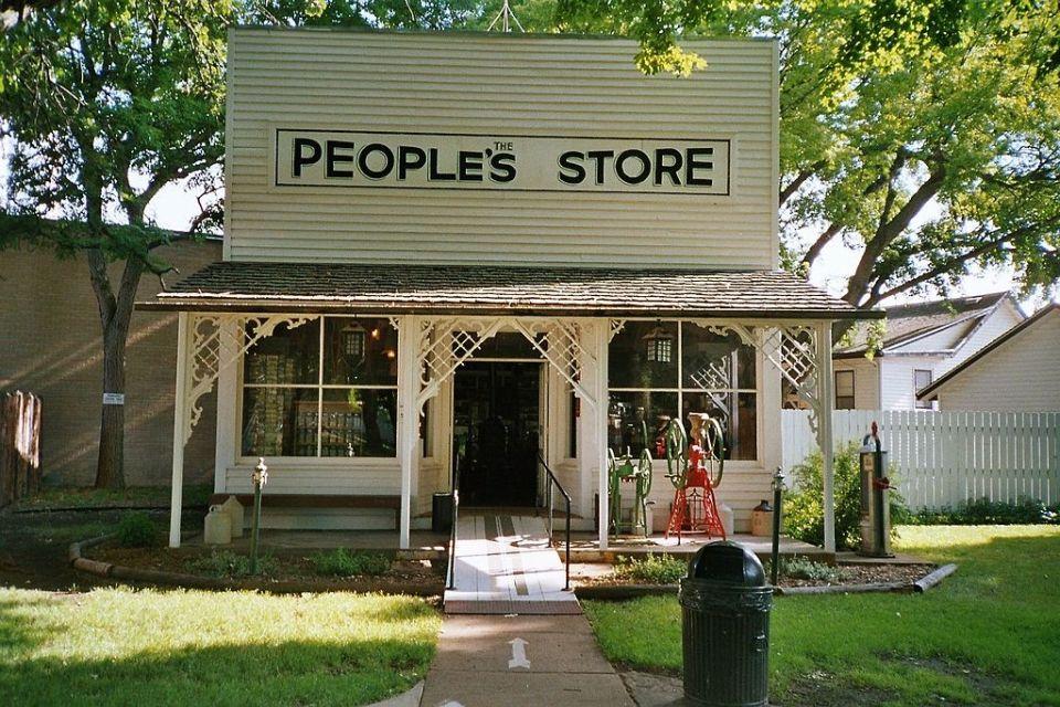 Nebraska, Minden, Pioneer Village