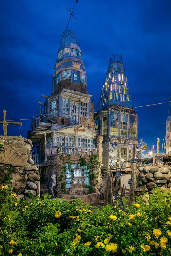 Dominic Espinoza's Jesus' Castle (Cano's Castle); Antonito, CO 2013