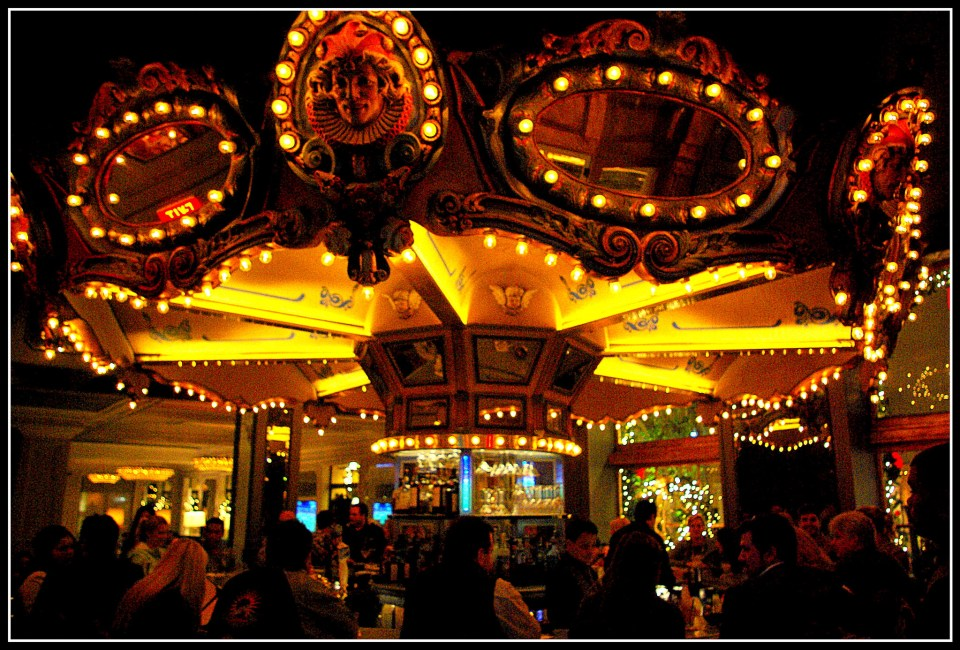 The Carousel Bar at The Monteleone