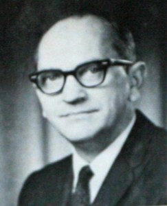 William R. Conte was the last director of the Department of Institutions