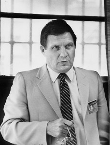 Bob Kastama was the first superintendent of the penitentiary under the newly created Department of Corrections