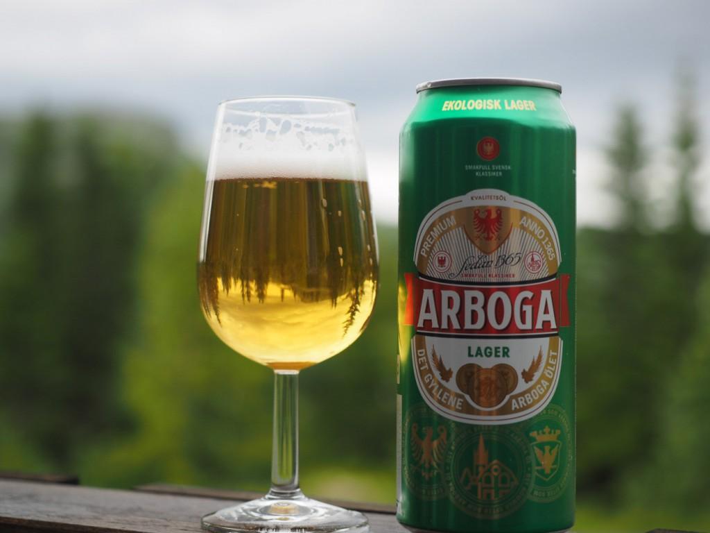Beer of the week review  Swedish beer  Unusual Traveler