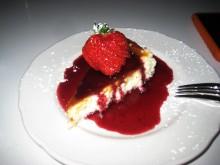 An alternative dessert.