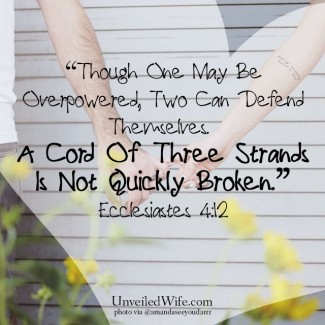 5 encouraging life verses