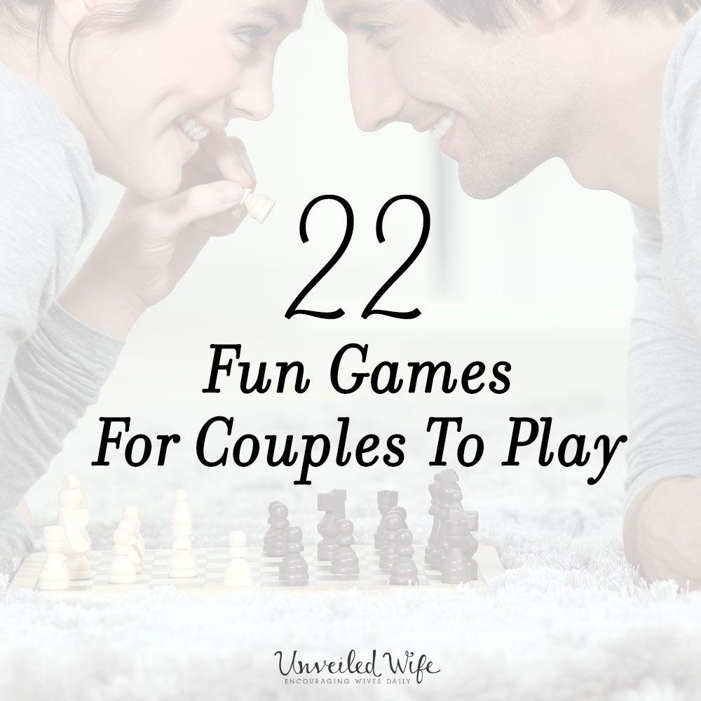 22 fun games for