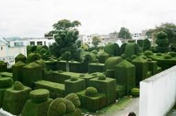 cementerio de Tulcan