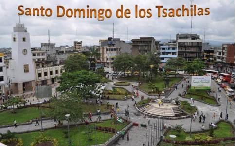 Santo Domingo de los Tsachilas Ecuador