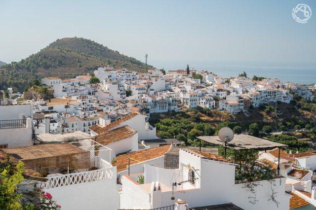 Qué ver en España, Frigiliana