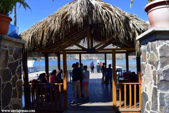 Puerto San Pedro La Laguna