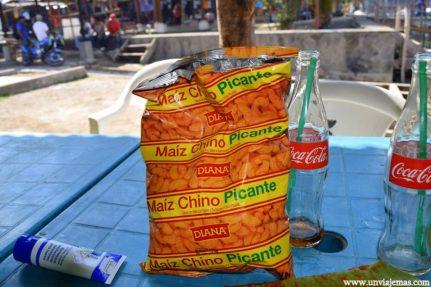 Maíz Chino en Guatemala!