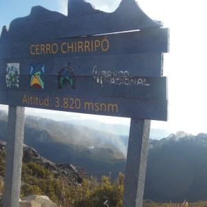 Alcanzando El Chirripó