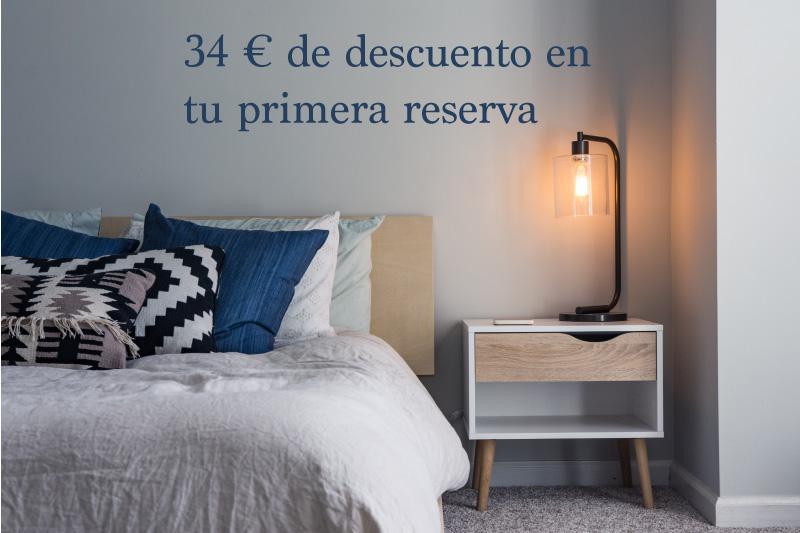Alojamiento barato: Airbnb
