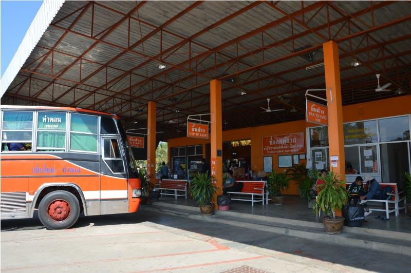 Cómo ir de Chiang Mai a Chiang Dao