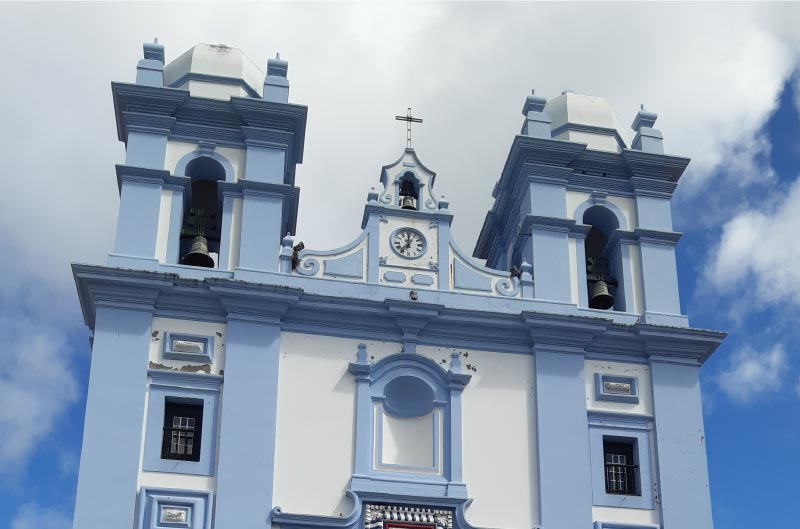 Iglesia de la misericordia, que ver en terceira.