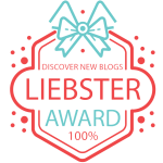 liebster blogging award