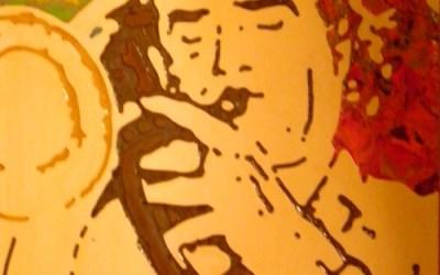 Bob Tinker au Reveillon Jazz Cafe