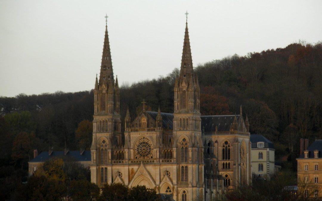 La Basilique Notre Dame de Montligeon