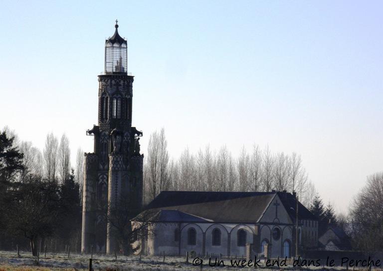 Notre Dame de la Salette - Malétable Orne