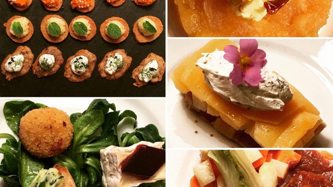 Fantine en Cuisine