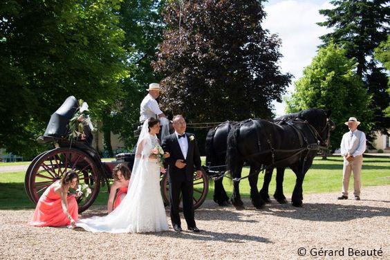 caleche-mariage-perche
