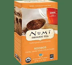 Numi Best Rooibos Tea Brand