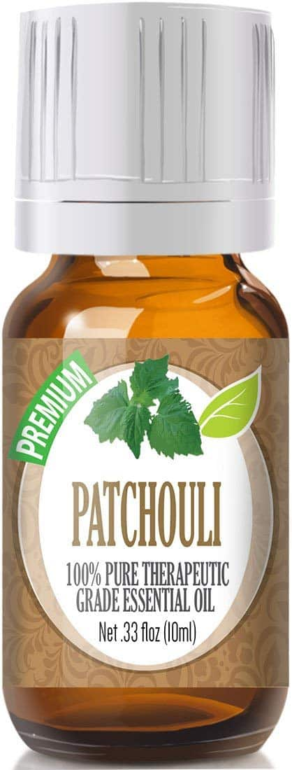 Patchouli Peace and Calming Essential Oil Blend Recipe