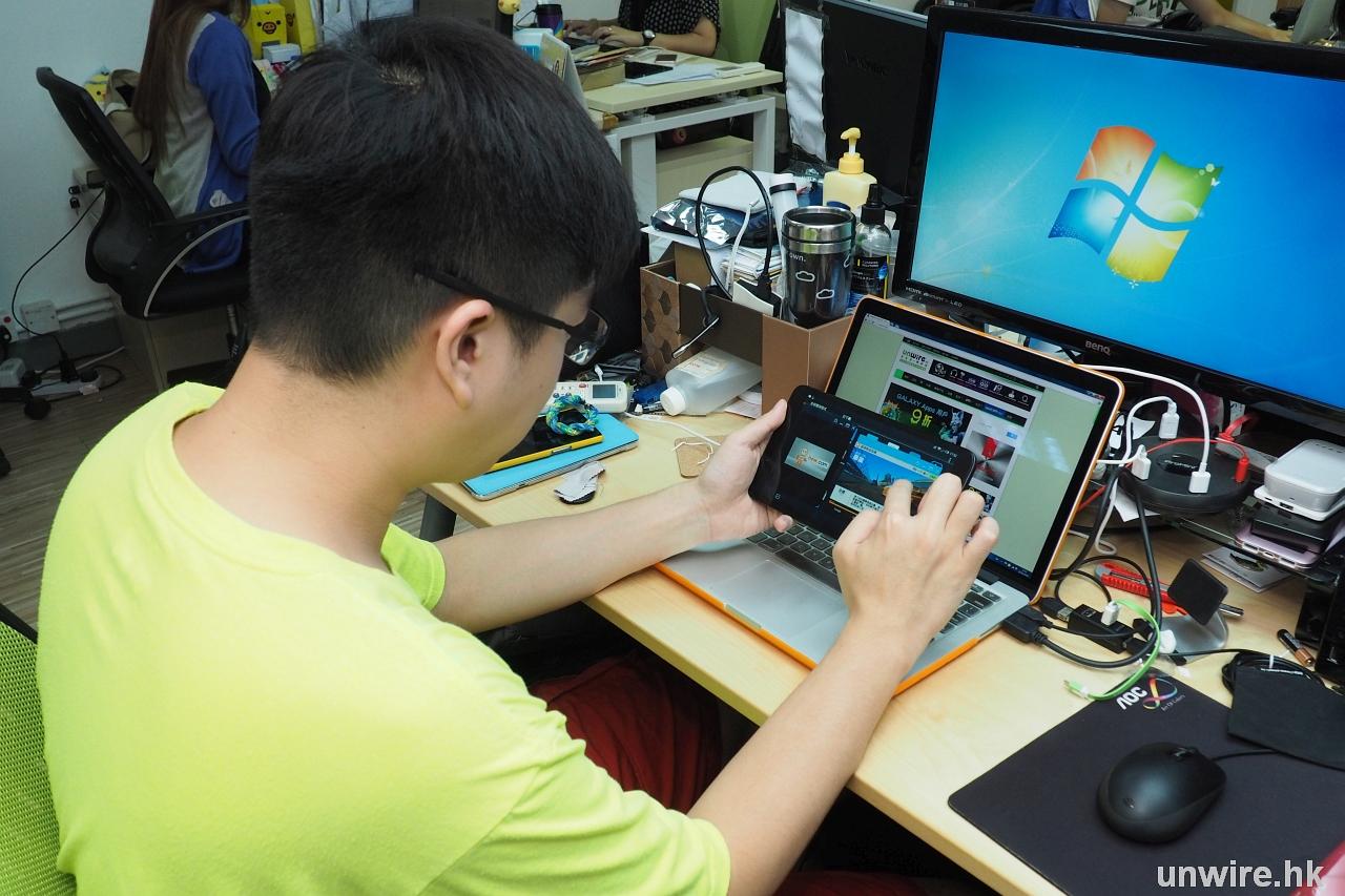 小編 :「邊打機邊睇片,好正!」- Alcatel Hero 8 - UNWIRE.HK