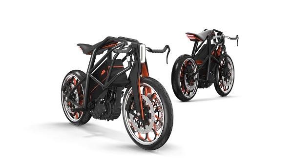 睇落好似電單車!KTM ION 電動單車外型設計超前衛 - UNWIRE.HK