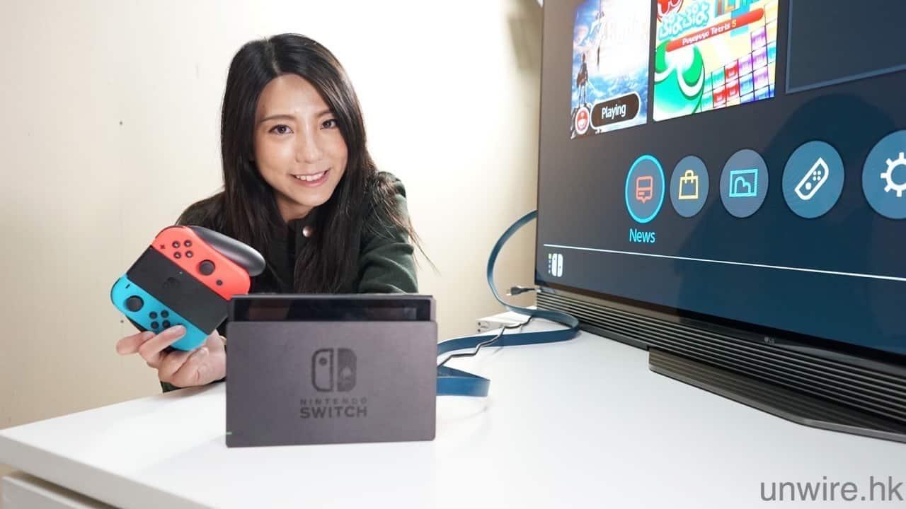 遊戲速報 Komica複製文集散地: 詳盡 Nintendo Switch 開箱評測 : 尿袋叉 ...